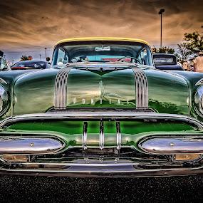 Pontiac by Ron Meyers - Transportation Automobiles