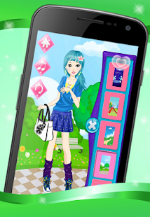 Dress Up! School Girls - screenshot