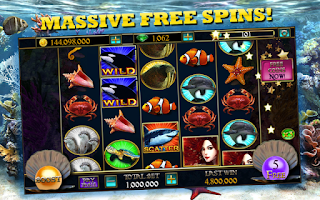 Screenshot of Ocean Slots ™ - Slot Machine