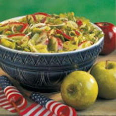 Apple Tossed Salad