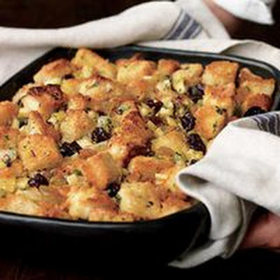 Dried-Fruit Stuffing
