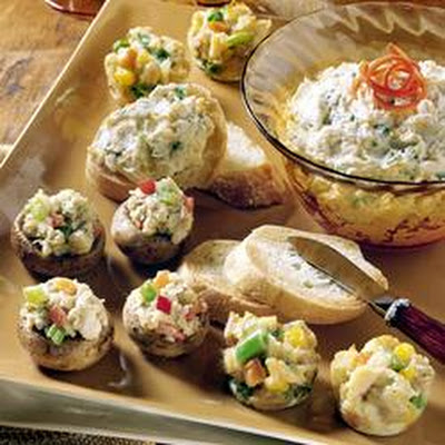 Petite Ranch Chicken Pot Pies