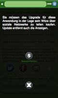 Screenshot of Witze und Gags