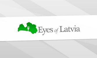 Screenshot of Eyes of Latvia