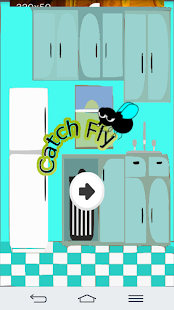 Catch Fly - screenshot
