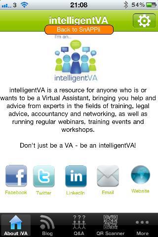 intelligentVA