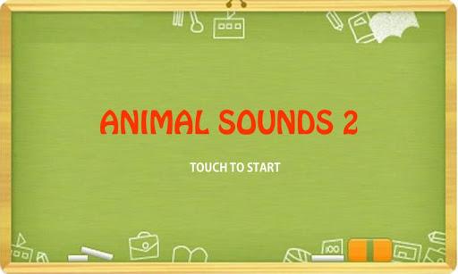 Animal Sounds Photos
