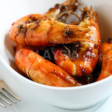 Caramel Shrimp (Vietnamese Tom Rim)