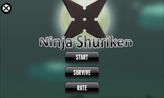 Screenshot of Ninja Shuriken