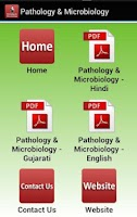 Screenshot of Pathology & Microbiology