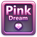 Pink Dream Theme - GO Launcher icon