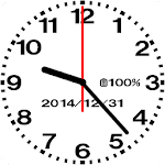 Designing analog clock-No05 APK