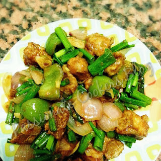 Chilli Fish/ Fish Manchurian