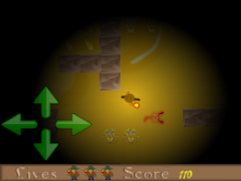 Screenshot of Ancient Pyramid Escape