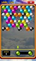 Screenshot of Bubble Shoot Legend