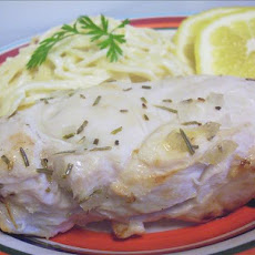 Dan's Lemon, Onion and Garlic Chicken