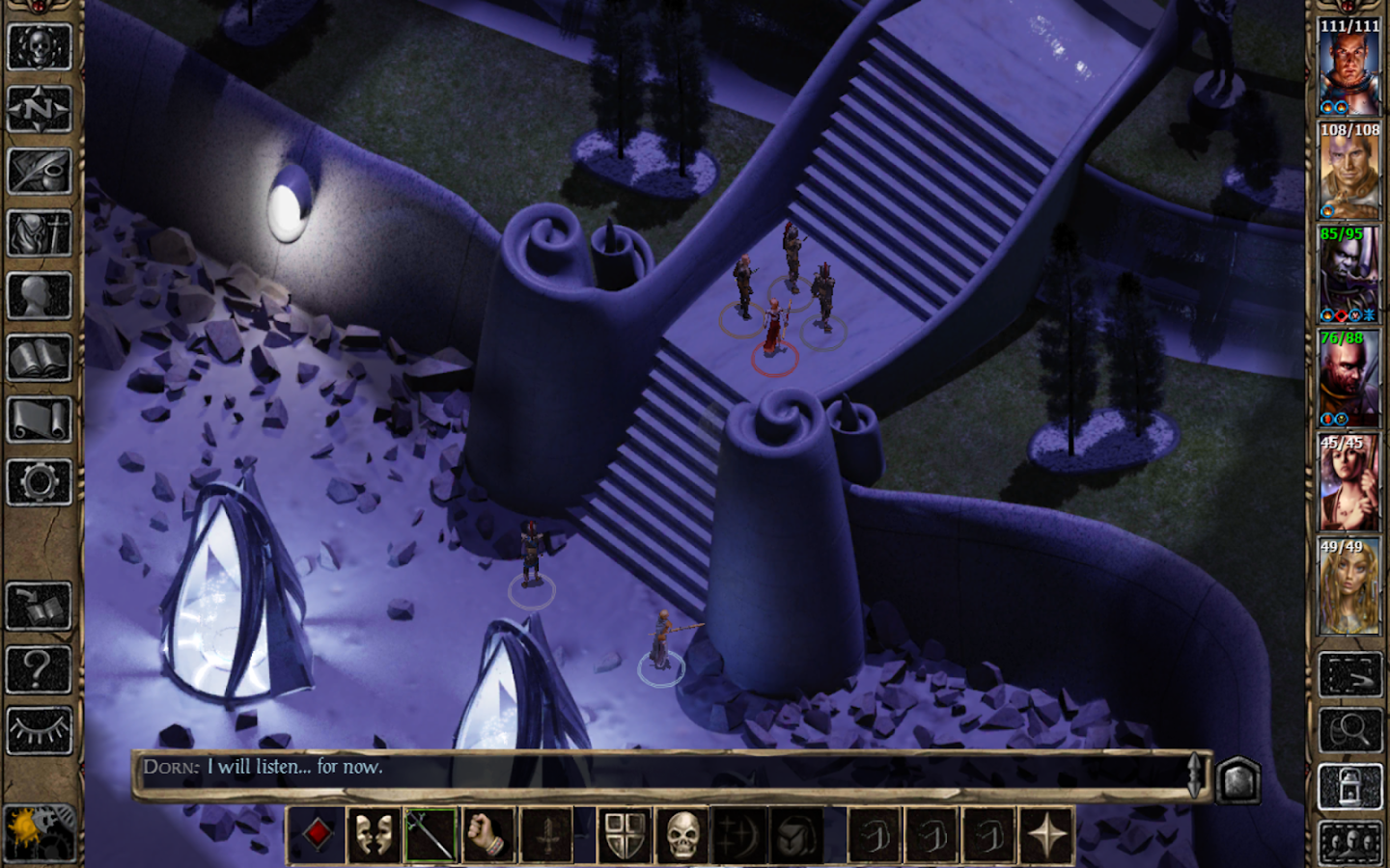 Baldur's Gate II Screenshot 14