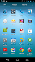 Screenshot of Linpus Launcher Free
