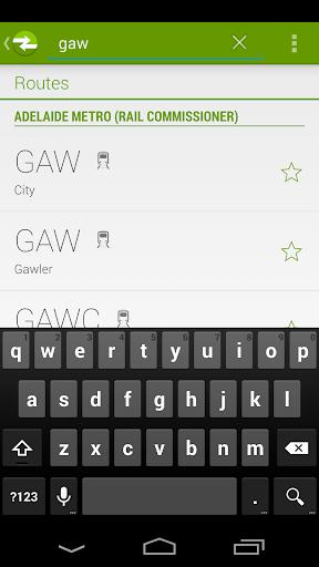 TripMate Adelaide Transit App - screenshot