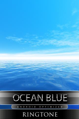 海洋藍色機器人鈴聲