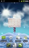 Screenshot of Ram Planet: Winter Free LWP