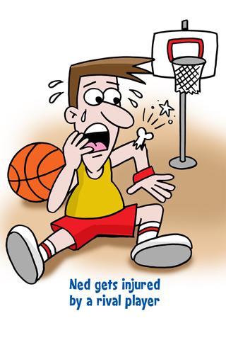 Ned's Basketball Trivia