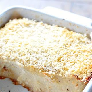 Baked Garlic Mashed Potatoes Recipes