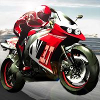 Screenshot of Racing Moto 2015