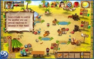 Screenshot of Youda Survivor