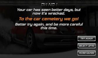 Screenshot of 3D Speed Fever