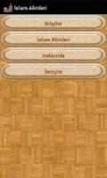 Screenshot of İslam Alimleri