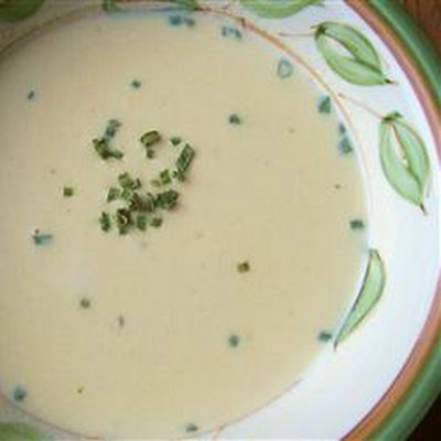 Plain Potato Soup