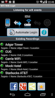 Screenshot of WiFi Web Login - Activation