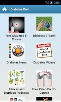 Screenshot of Diabetes Diet