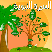 Screenshot of كتاب السيرة النبوية