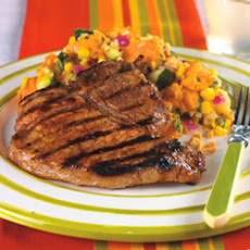 Jerk Pork Chops