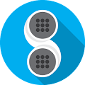 Phonotto Simple Phone Launcher versionName='1.10.6 icon