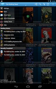 ComiCat (Comic Reader/Viewer) APK for Ubuntu
