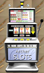 3D Archer Slots - Free - screenshot