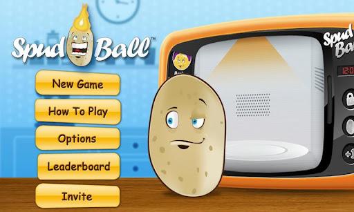 【免費街機App】Spudball-APP點子