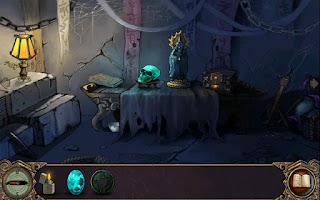 Screenshot of Tomb Adventures