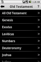 Screenshot of Daily Bible Plan Pro