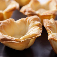 Phyllo Cups  Recipe
