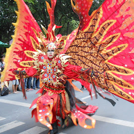 Solo batik carnival 2013 by Bambang Baroka - News & Events Entertainment