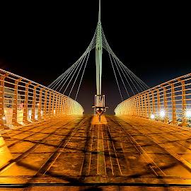 by JOel Adolfo - City,  Street & Park  Night ( street&park, city )