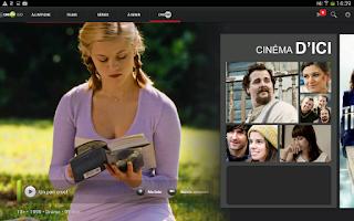 Screenshot of Super Écran GO