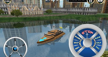 Screenshot of Boat Simulator - Luxury Yacht