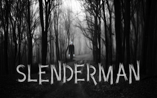 Screenshot of Slender Man