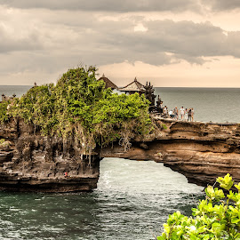 Bali - Tanah Lot by William Chin - Landscapes Travel