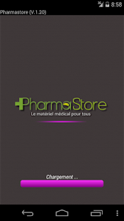 Pharmastore - screenshot